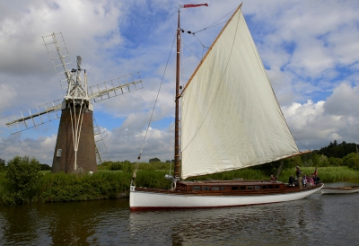 Steam and Sail Day