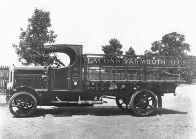 Lacon's Lorry