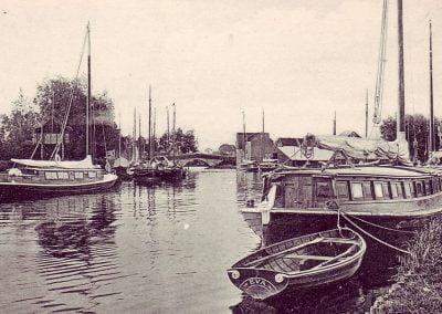 Norfolk Wherry Eva