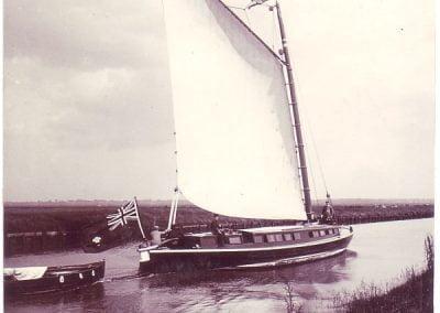 Norfolk Wherry Goodchilds