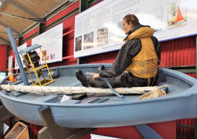 Museum's Lifeboat