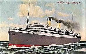 RMS Royal Edward