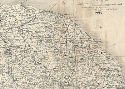 White's Map 1883