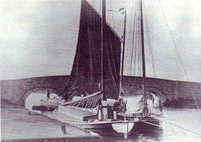 Norfolk Wherry Zulu of Aylsham