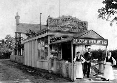 First Wroxham Roys Store, 1899