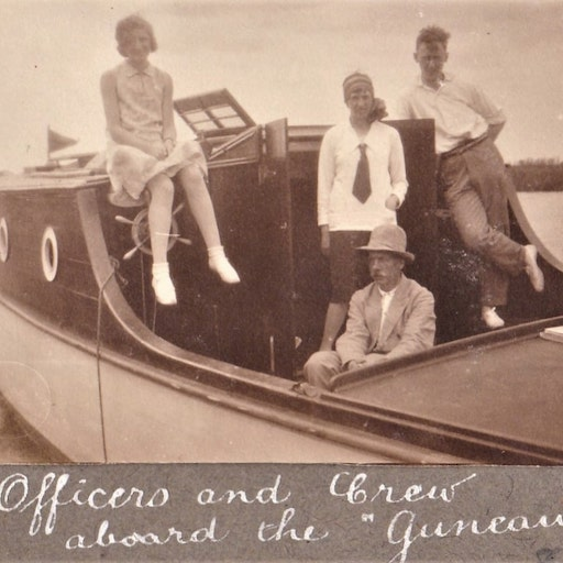 Holiday on the Broads