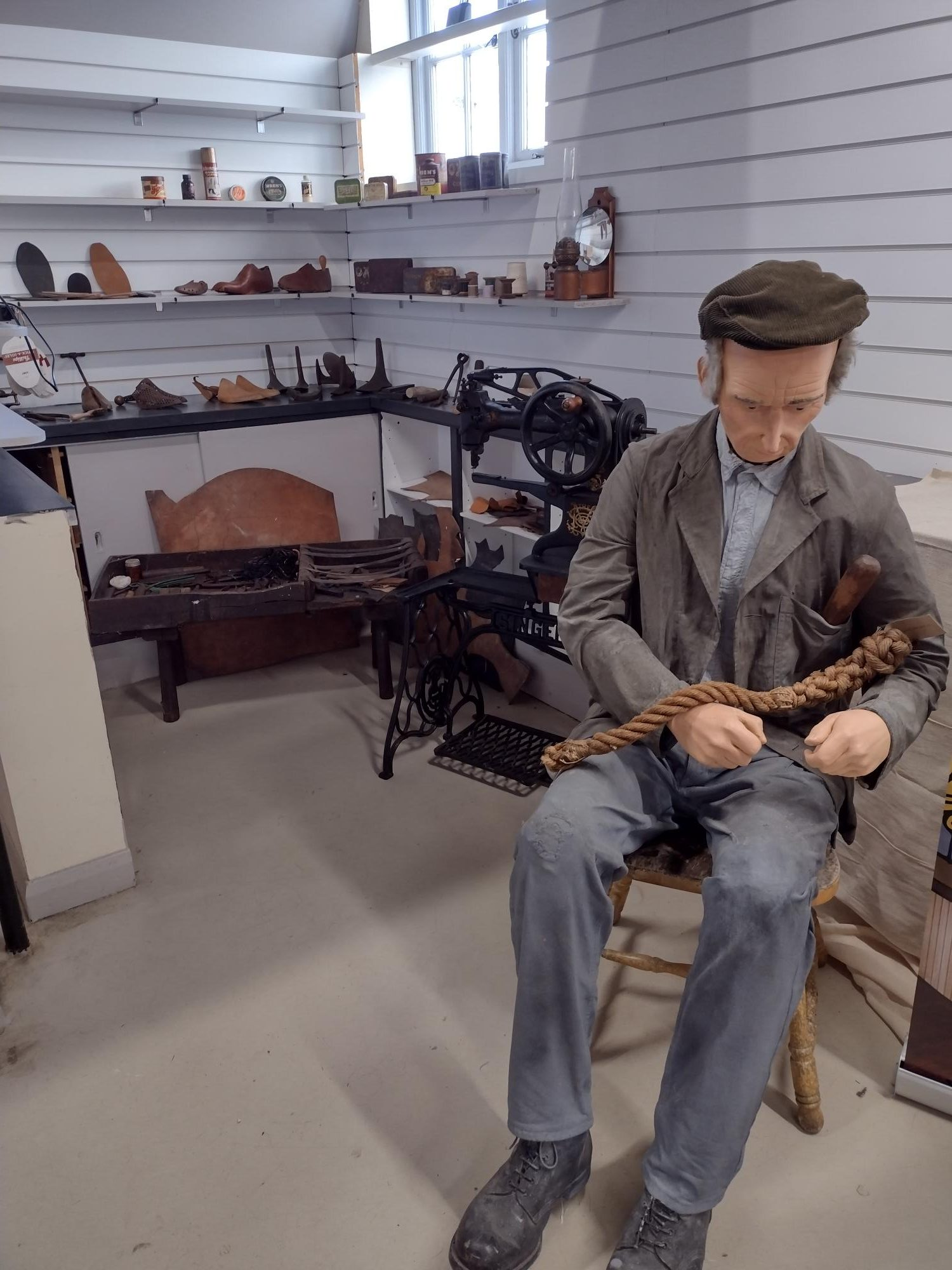 MUSEUM RE-OPENS for Norfolk Day